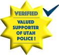 Utah Police Training Supporter